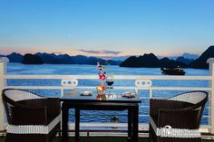 Are you planing for cruise in Halong Bay Vietnam with Luxury service on the Natural heritage site?...