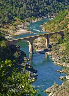 """Fine Art Photography Prints of the Famous """"No Hands Bridge"""" in Auburn, CA. Select from several sizes starting at $15.00. http://sherri-meyer.photoshelter.com/gallery-image/American-River-Series/G0000bSTEO4.oGzs/I0000TIm5pUj6DdM"""