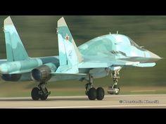 ▶ Су-34 МАКС 2011 Su-34 MAKS 2011 - YouTube