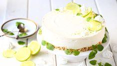 Juustokakku ilman liivatetta Dessert Recipes, Desserts, Vanilla Cake, Oreo, Cheesecake, Baking, Sweet, Food Ideas, Cakes
