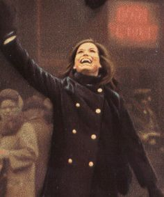 Mary Tyler Moore    Single career girl making it in the big city. Cliche today, revolutionary then.