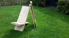 Steigerhouten stoelen