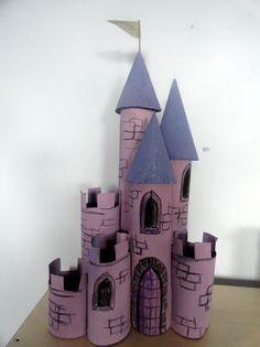 ヨーロッパ風のお城