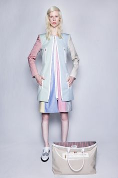 Thom Browne - SPRING/SUMMER 2016 READY-TO-WEAR