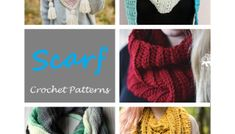 Cowl Crochet Patterns – Cozy Gifts - A More Crafty Life Crochet Hooded Scarf, Headband Crochet, Crochet Scarves, Crocheted Hats, Crochet Cowl Free Pattern, Crochet Patterns, Celtic Knot Headband, Beach Hairstyles, Men's Hairstyle