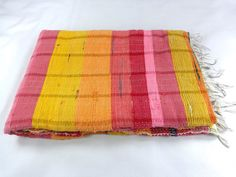 Handwoven Rag Rug Indian Rug Indian Carpet by FederalExports