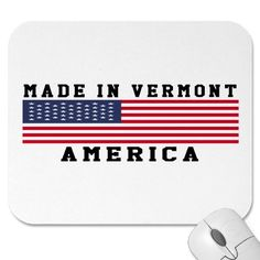 Vermont Made In Designs Mouse Pads