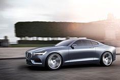 Volvo Concept Coupé – Bildergalerie   Video   Interview