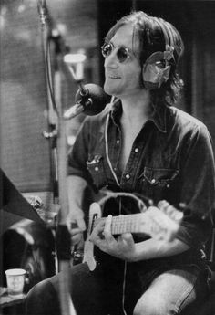 """""""Our society is run by insane people for insane objectives. I think we're being run by maniacs for maniacal ends and I think I'm liable to be put away as insane for expressing that. That's what's insane about it."""" John Lennon - Happy Birthday!"""