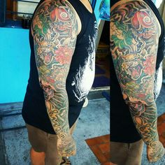 Full sleeves