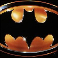 Happy for my man's commercial success on this one.  His sales were falling for a minute. Prince - Album Cover 1989 - Batman