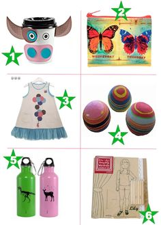 November 2011: The Best Eco Friendly Christmas Stocking Fillers & Gifts For Babies & Kids