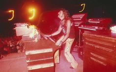 Jon Lord, who has died aged founded, and was the innovative keyboard player for, Deep Purple, widely regarded one of the world's most influential rock bands. Jon Lord, John Douglas, David Coverdale, Smoke On The Water, My Buddy, Popular Culture, Music Bands, Deep Purple, The Rock