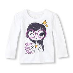 shine star graphic tee | US Store