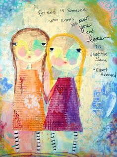 Haven't seen my best friend in a really really long time. Collages, Collage Art, Canvas Collage, Art Journal Pages, Art Journaling, Happy Monday Quotes, Funky Art, Hippie Art, Art Journal Inspiration