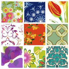 Beautiful Patterns by Sarah Frederking
