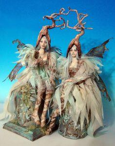 THE TREE SPIRITS by MockingMyths on DeviantArt