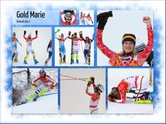 Wahnsinns-Ritt von 5 auf 1! Maria Höfl-Riesch gewinnt GOLD in der Super-Kombi! Das verdient ein #Coverposter via https://apps.facebook.com/coverposter