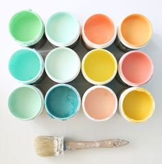 choosing new colors for our studio walls #pastels #inspired #paint #colors #workplace #ambiance #freshlook #gallerywall #myfavoriteplace #somuchfun #zoriestudio #zoriestyle #zorie #zorieinvitations http://instagram.com/zoriedesign www.zorie.com