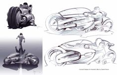 Enjoy The Art of Akira in a gallery of concept art made for the never released live-action remake, featuring artworks by James Clyne, Rodolfo Damaggio & Ru