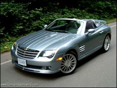 Chrysler Crossfire 2013 New Model Tuning Car Picture - Car HD Wallpaper