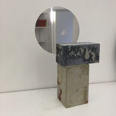 From the shop Pettersen Hein mirror via mariafoerlev- gorgeous, mirror, design