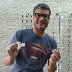 Ya tenemos al ganador del concurso en instagram @tazvmaki (Guillermo Perez) Felicidades!!