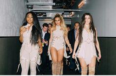 Normani, Dinah, & Lauren