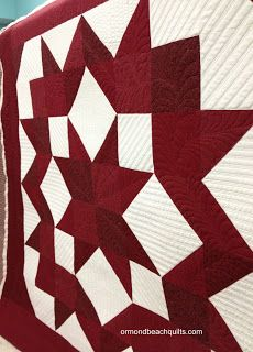Ormond Beach Quilts: Longarm Quilting Services: Simplicity & Complexity in Quilting