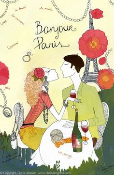 Enter here and you could win a getaway to Paris // Participez au tirage et vous pourriez gagner une escapade romantique à Paris http://LoveIsInTheAir.aircanada.com