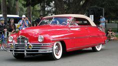 1949 Packard 2279 Convertible 'DYE 282' 1 by Jack_Snell, via Flickr