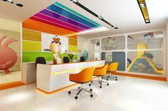 Modern Ideas For Kindergarten Interior!   Decor 10 Creative Home Design
