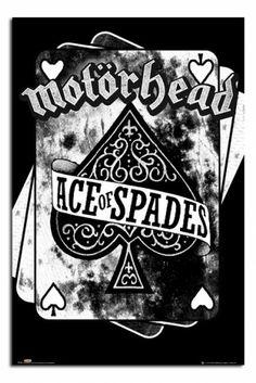Motorhead Ace Of Spades Poster