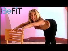 Denise Austin: Pilates Standing Legs & Butt Workout