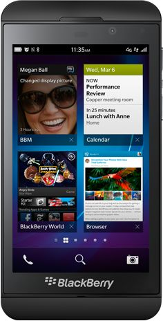 BlackBerry  Z10 - Will these new devices save RIM?