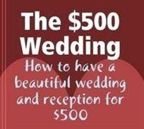 The 500 dollar wedding: Resources