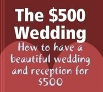 The 500 dollar wedding: Resources