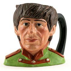 Royal Doulton Odd-size Character Jug, George Harrison