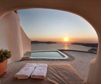Hotel Kapari Natural Resort, Imerovigli, Griechenland | Escapio