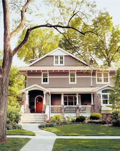 Exterior Photos Front Porch Design, Pictures, Remodel, Decor and Ideas - page 13