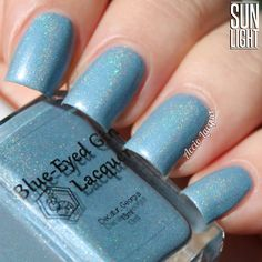 Blue-Eyed Girl Lacquer: It Got Away From Me, Yeah: The Innuendo Squad