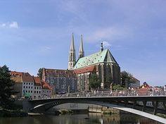 Görlitz; most eastern town of Germany