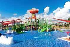 Planning your next family vacation? Here are 11 reasons to stay at the all-inclusive Nickelodeon Hotel in Punta Cana. Best All Inclusive Vacations, Caribbean Vacations, Best Resorts, Hotels And Resorts, Family Vacations, Family Travel, Nickelodeon Resort Punta Cana, Nickelodeon Hotel, Spas