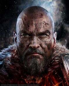 Lords of the Fallen game on Behance