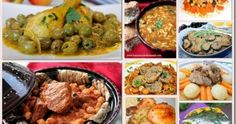 Recette ramadan / les plats