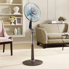 Turbo Silence Pedestal Fan - Frontgate