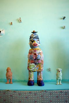 Come Explore Bushwick Open Studios 2015 — Find Your Happy Place
