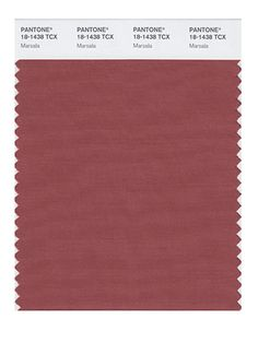 The 2015 Pantone Color Of The Year Is Marsala #coloroftheyear #coty #pantone #marsala