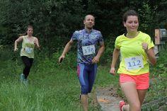 Biegacze podczas 1. KrwioBiegu Górskiego realizowanego w ramach 14. Wielkiego Pikniku Charytatywnego Życia Podkarpackiego.  #runners #poland #przemyśl #biegacze