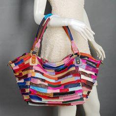 23fd14518 Negro, colores mujeres diseñador cuero genuino bolso de mano de piel de  cordero Bolso grande bandolera